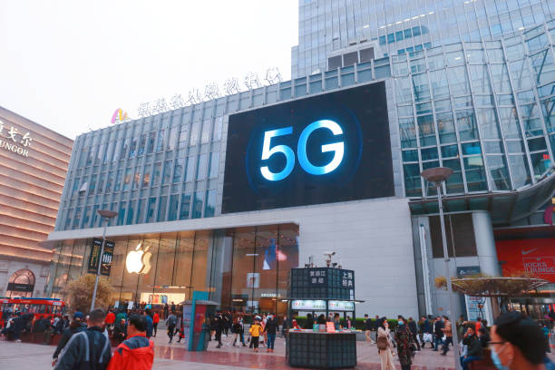 Smartphones supporting 5G network